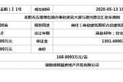 耒阳市出让土地成交结果公示(网挂【2020(耒阳)】1号 )