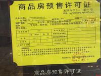 预售许可证图